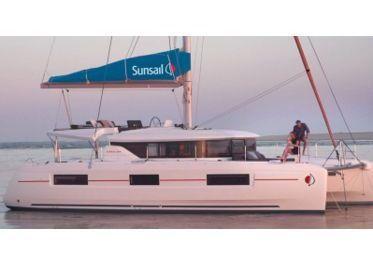 Catamaran Lagoon Sunsail 46 Cat (2019)-0