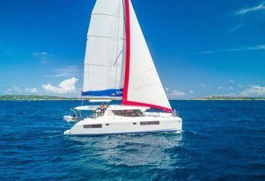 Catamaran Leopard Sunsail 454 (2018)-0