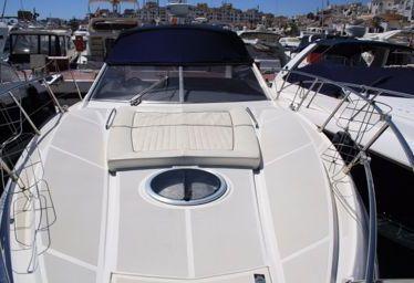 Motorboot Absolute 39 (2007)-0