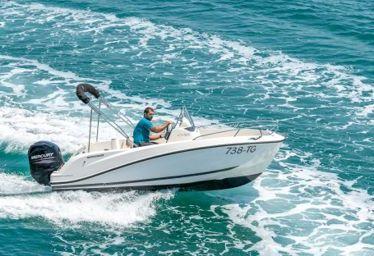 Speedboat Quicksilver Activ 505 Open (2014)-0