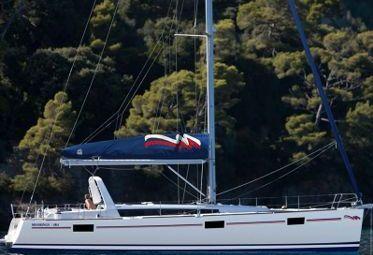 Sailboat Beneteau Moorings 48.4 (2016)-0