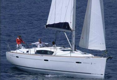 Segelboot Beneteau Oceanis 43 (2010)-0
