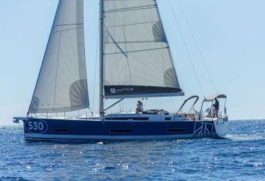 Sailboat Dufour 530 (2021)-0