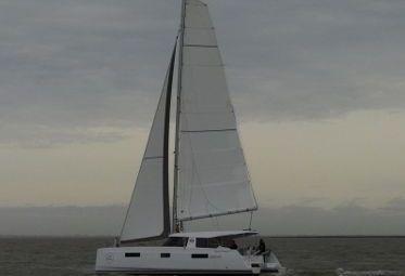 Catamaran Nautitech 40 Open (2020)-0