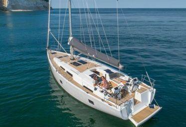 Sailboat Hanse 458 (2019)-0