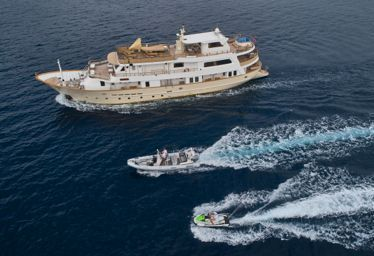 Motor boat La Perla - 1976 (refit 2010)-0