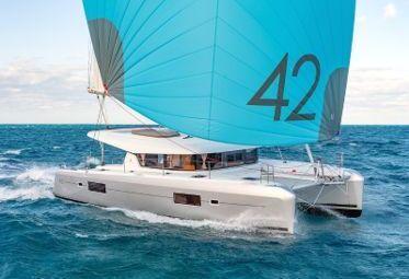 Catamaran Lagoon 42 (2020)-0