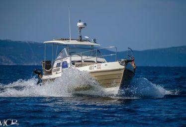 Imbarcazione a motore Sasanka Courier 970 - 2008 (raddobbo 2020)-0