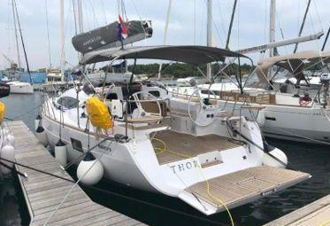 Sailboat Elan Impression 40 (2019)-0