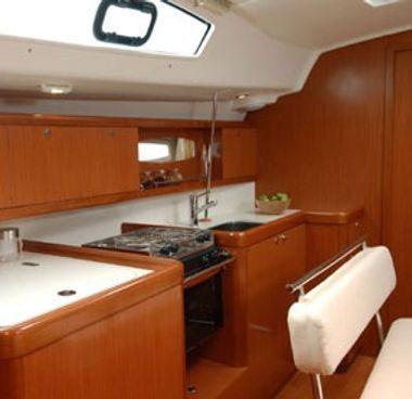 Barca a vela Beneteau Oceanis 43 (2008)-2