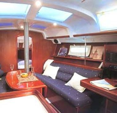 Barca a vela Beneteau Oceanis Clipper 343 (2008)-2