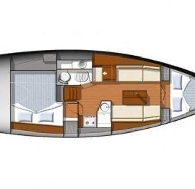 Barca a vela Jeanneau Sun Odyssey 33 i (2014)-2