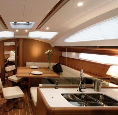 Zeilboot Jeanneau Sun Odyssey 45 (2005)-4