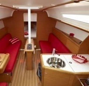 Barca a vela Jeanneau Sun Odyssey 33 i (2014)-4