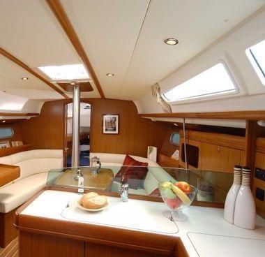Zeilboot Jeanneau Sun Odyssey 36 i (2007)-2