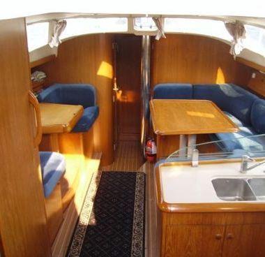 Segelboot Jeanneau Sun Odyssey 43 (2001)-2