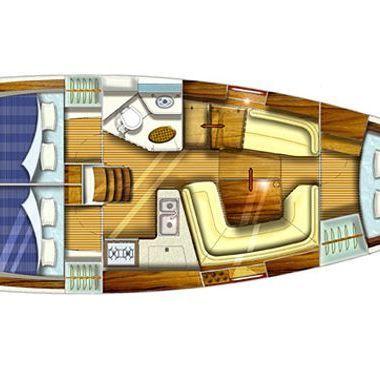 Segelboot Jeanneau Sun Odyssey 35 (2005)-2