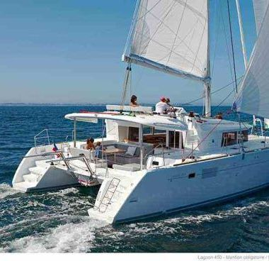 Catamaran Lagoon 450 (2015)-4
