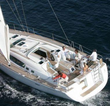Barca a vela Beneteau Oceanis 50 (2010)-4