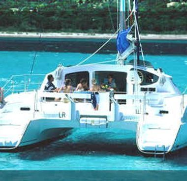 Catamarán Fountaine Pajot Lavezzi 40 (2008)-4