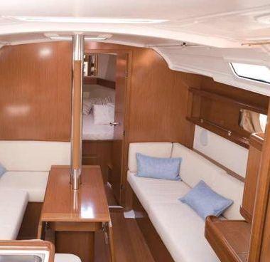 Barca a vela Beneteau Oceanis 37 (2009)-2