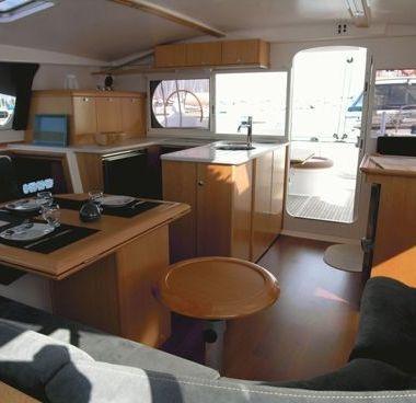 Catamaran Nautitech 44 (2007)-2