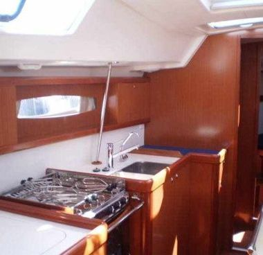 Segelboot Beneteau Oceanis 48 (2013)-4
