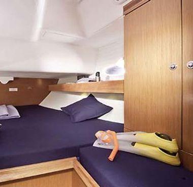 Zeilboot Bavaria Cruiser 47 (2009)-4