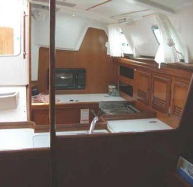 Segelboot Beneteau Oceanis 361 (2001)-4
