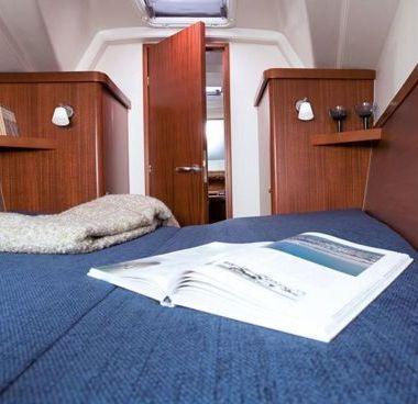 Barca a vela Hanse 320 (2008)-2