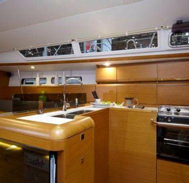 Zeilboot Jeanneau Sun Odyssey 439 (2012)-4