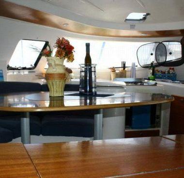 Catamarano Fountaine Pajot Athena 38 (2002)-4