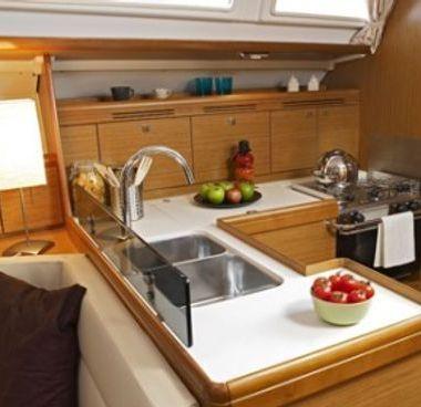 Barca a vela Jeanneau Sun Odyssey 42 i (2007)-4