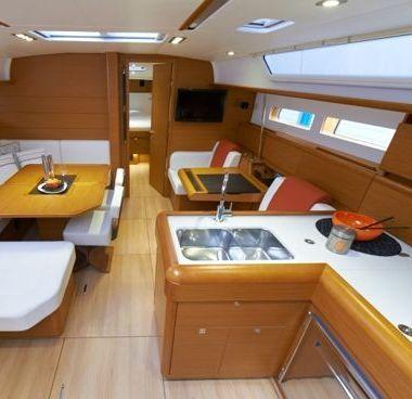 Barca a vela Jeanneau Sun Odyssey 469 (2012)-4