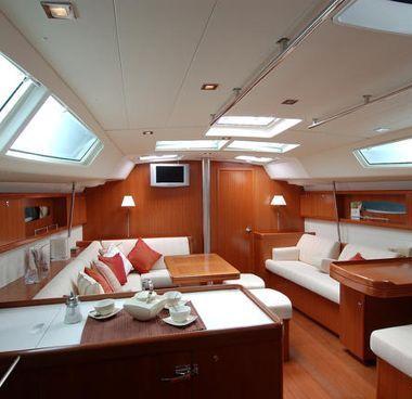 Barca a vela Beneteau Oceanis 50 (2010)-2