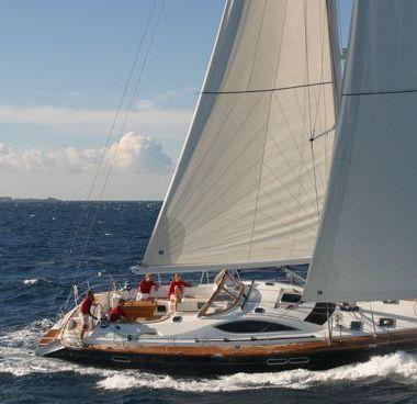 Barca a vela Jeanneau Sun Odyssey 54 DS (2009)-2
