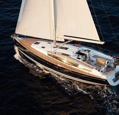 Zeilboot Jeanneau Sun Odyssey 44 i (2009)-2