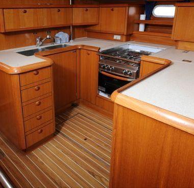 Barca a vela Jeanneau Sun Odyssey 52.2 (1999)-2