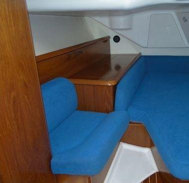 Zeilboot Jeanneau Sun Odyssey 43 DS (2002)-4