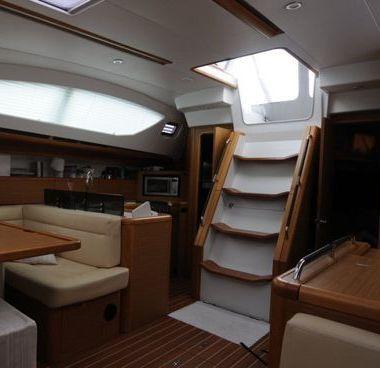 Zeilboot Jeanneau Sun Odyssey 50 DS (2009)-2