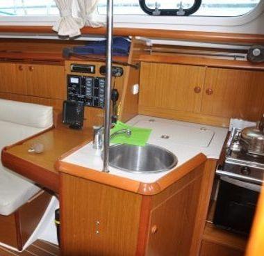 Barca a vela Jeanneau Sun Odyssey 32 i (2009)-2