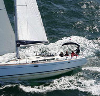 Sailboat Jeanneau Sun Odyssey 45 (2008)-4