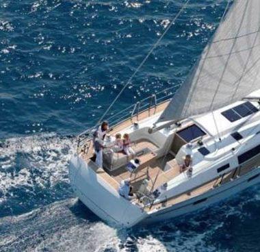 Segelboot Bavaria 46 (2007)-4