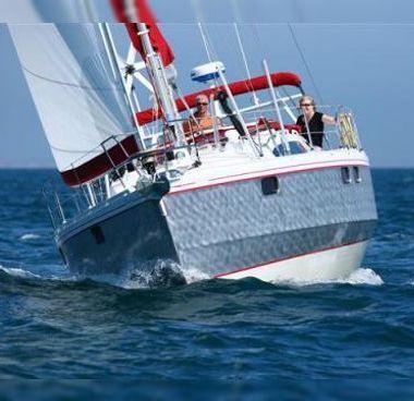 Sailboat Ovni 395 (2013)-4