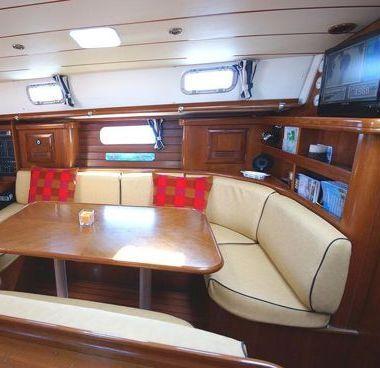 Segelboot Beneteau 50 (2001)-2