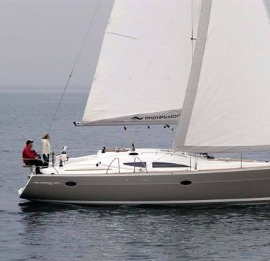 Sailboat Elan Impression 384 (2007)-2
