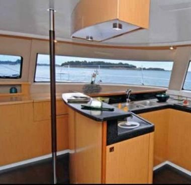 Catamaran Fountaine Pajot Salina 48 (2012)-2