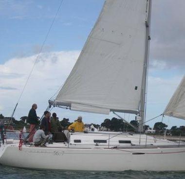 Segelboot Beneteau First 36.7 (2008)-2