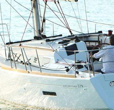 Segelboot Jeanneau Sun Odyssey 379 DL (2012)-2