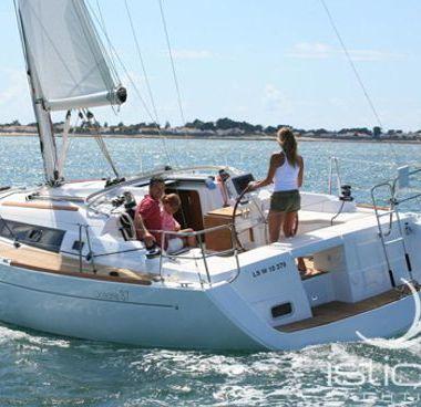 Barca a vela Beneteau Oceanis 37 - 2009 (raddobbo 2013)-2